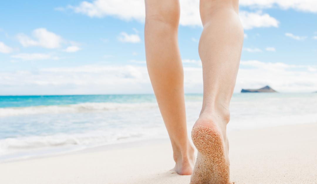 Te ezt tudtad? Miért is egészséges mezítláb sétálni a homokban?